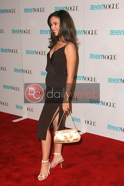Laura Breckenridge<br /> At the release party for the Teen Vogue Young Hollywood Issue, The Hollywood Roosevelt Hotel, Hollywood, CA 09-20-05<br /> David Edwards/DailyCeleb.Com 818-249-4998