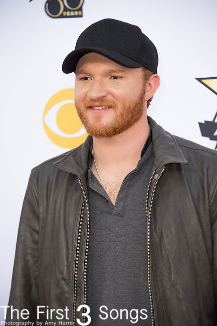 Eric Paslay attends the 50th Academy Of Country Music Awards at AT&T Stadium on April 19, 2015 in Arlington, Texas.