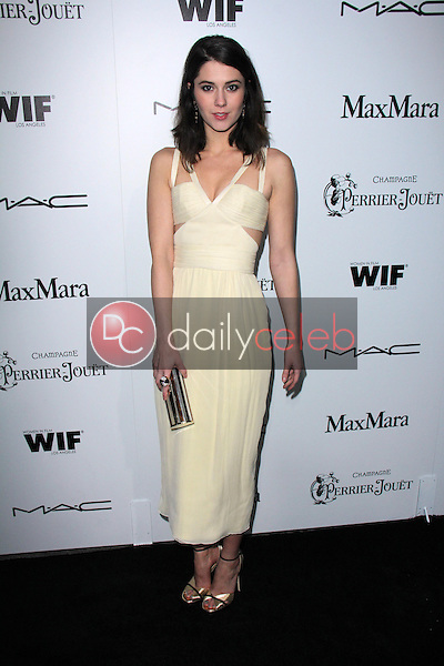 Mary Elizabeth Winstead<br /> at the Sixth Annual Women In Film Pre-Oscar Coctail Party, Fig &amp; Olive, Los Angeles, CA 02-22-12<br /> David Edwards/DailyCeleb.com 818-249-4998