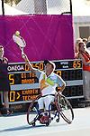 Australia v Thailand women's doubles, Round 1 - London Paralympic Games, 3.9.12.