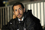 30 October 2010: Carolina head coach Martin Rennie. The Puerto Rico Islanders won the 2010 USSF-D2 championship 3-1 on aggregate goals after playing the Carolina RailHawks to a 1-1 tie in the second leg of the Finals in a game played at WakeMed Stadium in Cary, North Carolina.