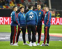 Nationalspieler Spanien in der Arena - 23.03.2018: Deutschland vs. Spanien, Esprit Arena Düsseldorf