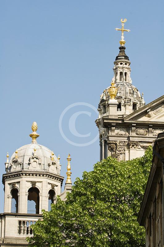 Belgium, Antwerp, Church tower