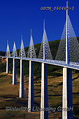 Tom Mackie, LANDSCAPES, LANDSCHAFTEN, PAISAJES, photos,+Millau Viaduct over the Tarn River Valley, Millau, France,Aveyron, bridge, composition, contemporary, design, digital, EU, Eu+ropa, Europe, European, France, leading lines, modern, pattern, patterns, portrait, road, roadway, shape, Sir Norman Foster,+structure, tourist attraction, triangle, upright, vertical, viaduct++,GBTM060460-3,#l#, EVERYDAY