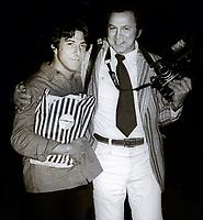 Dustin Hoffman Ron Galella 1978<br /> Photo By Adam Scull/PHOTOlink.net