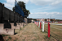 General view of Didcot Town FC Football Ground, Station Road, Didcot, Oxfordshire, pictured on 30th August 1993