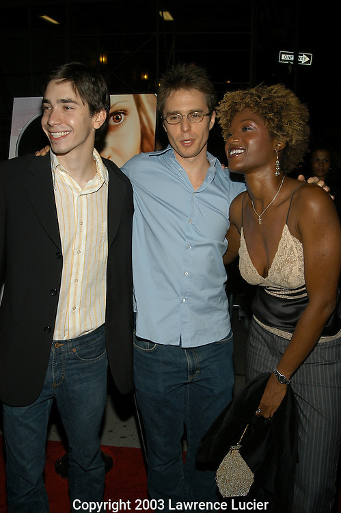 Justin Long, Yolanda Ross, Sam Rockwell