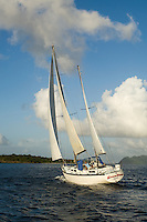 Sailing vessel &quot;Dream Weaver&quot;<br /> U.S.  Virgin Islands