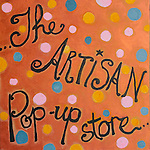 the artisan popup store