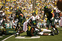 2 September 2006: Wopamo Osaisai (31) during Stanford's 48-10 loss to the Oregon Ducks at Autzen Stadium in Eugene, OR.