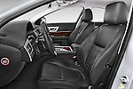 Front seat view of a 2015 Jaguar XF 2.2D 163 auto 4 Door Sedan 2WD Front Seat car photos