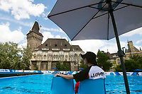 Japan team training session  <br /> Synchronised swimming , Synchro<br /> 12/07/2017 <br /> XVII FINA World Championships Aquatics<br /> City Park - Varosliget Lake<br /> Budapest Hungary <br /> Photo Andrea Staccioli/Deepbluemedia/Insidefoto
