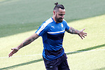 Leicester City FC's Marcin Wasilewski during training session. April 11, 2017.(ALTERPHOTOS/Acero)