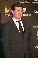 Julio Medem attends the Feroz Cinema Awards 2015 at Las Ventas, Madrid,  Spain. January 25, 2015.(ALTERPHOTOS/)Carlos Dafonte) /NortePhoto<br /> <br /> nortePhoto.com