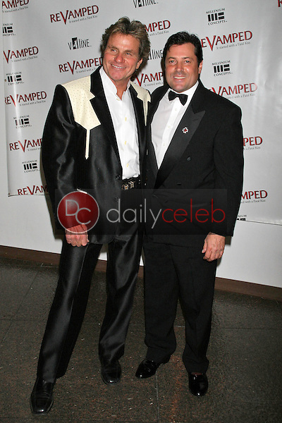 Martin Kove and Jeff Rector<br />