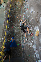 Recreation, Climbing Wall, Rec Cen
