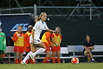 24 September 2015: North Carolina's Summer Green. The University of North Carolina Tar Heels hosted the Syracuse University Orange at Fetzer Field in Chapel Hill, NC in a 2015 NCAA Division I Women's Soccer game. UNC won the game 3-1.