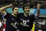 Pizarro & Carou. ARGENTINA vs MONTENEGRO: 28-26 - Preliminary Round - Group A