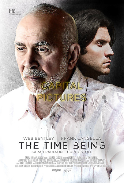 POSTER ART<br /> in The Time Being (2012) <br /> *Filmstill - Editorial Use Only*<br /> CAP/FB<br /> Image supplied by Capital Pictures