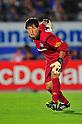 Yosuke Fujigaya (Gamba),.AUGUST 4, 2012 - Football / Soccer :.2012 J.League Division 1 match between Gamba Osaka 3-1 Omiya Ardija at Expo '70 Stadium in Osaka, Japan. (Photo by AFLO)