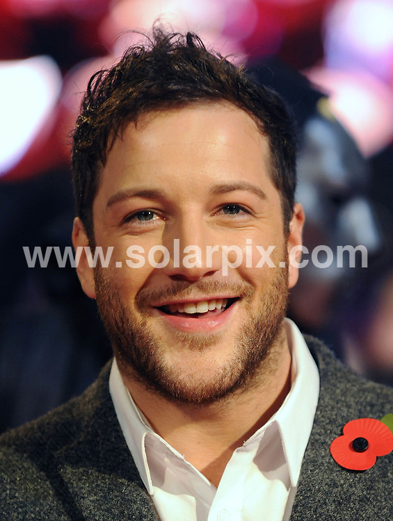 **ALL ROUND PICTURES FROM SOLARPIX.COM** **WORLDWIDE SYNDICATION RIGHTS** Red carpet arrivals at the World Premiere of Harry Potter and The Deathly Gallows. Held at the Odeon Leicester Square and Empire Leicester Square in London, on Thursday November 11, 2010. This pic: Matt Cardle JOB REF: 12464 SSD DATE: 11.11.10 **MUST CREDIT SOLARPIX.COM OR DOUBLE FEE WILL BE CHARGED** **MUST AGREE FEE BEFORE ONLINE USAGE** **CALL US ON: +34 952 811 768 or LOW RATE FROM UK 0844 617 7637**