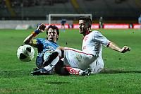 Alessandro Del Piero-Simone Benedetti<br /> Padova 07-08-2013 Amichevole Padova - Sidney FC <br /> Foto Nicolo Zangirolami / Image / Insidefoto