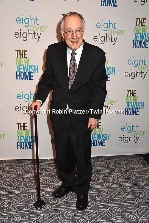 Honoree Stephen Solender attends The New Jewish Home Gala Honoring 8 Over 80 on March 12, 2018 at the Ziegfeld Ballroom in New York, New York, USA.<br /> <br /> photo by Robin Platzer/Twin Images<br />  <br /> phone number 212-935-0770