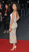 Gugu Mbatha-Raw at the 60th BFI London Film Festival &quot;A United Kingdom&quot; opening gala, Odeon Leicester Square cinema, Leicester Square, London, England, UK, on Wednesday 05 October 2016.<br /> CAP/CAN<br /> &copy;CAN/Capital Pictures /MediaPunch ***NORTH AND SOUTH AMERICAS ONLY***