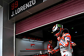 17th March 2018, Losail International Circuit, Lusail, Qatar; Qatar Motorcycle Grand Prix, Saturday qualifying; Jorge Lorenzo (Ducati)  during free practice