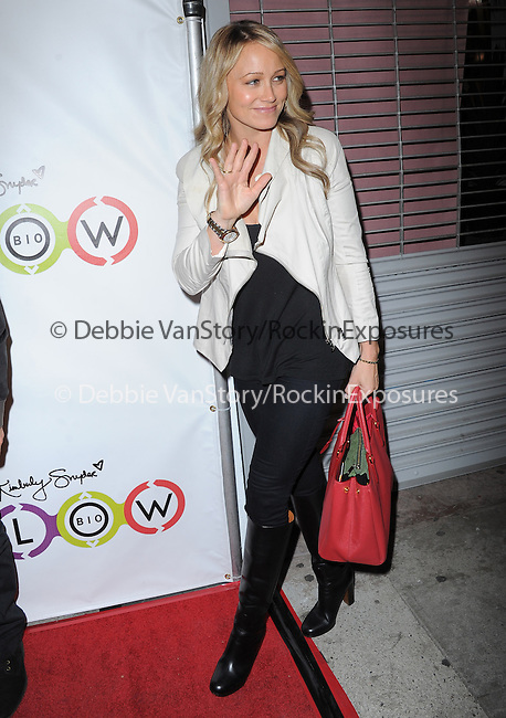 Christine Taylor attends The Opening of Kimberly Snyder's Glow Bio in West Hollywood in West Hollywood, California on November 14,2012                                                                               © 2012 DVS / Hollywood Press Agency