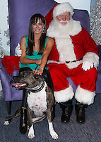 LOS ANGELES, CA - NOVEMBER 14: Karina Smirnoff at Beverly Center Holiday Debut With Stars And Their Pets held at The Beverly Center on November 14, 2013 in Los Angeles, California. (Photo by Xavier Collin/Celebrity Monitor)