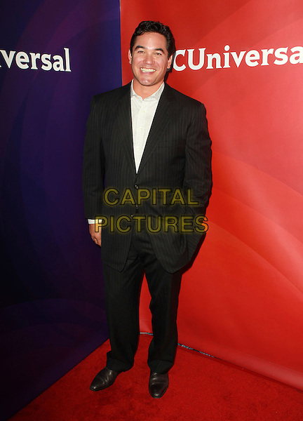 Dean Cain.NBC Universal Press Tour Held At The Beverly Hilton Hotel, Los Angeles, California, USA..July 24th, 2012.full length suit hand in pocket black suit jacket white shirt  .CAP/ADM/FS.©Faye Sadou/AdMedia/Capital Pictures.