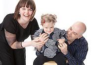 Meg, Andre & Cate