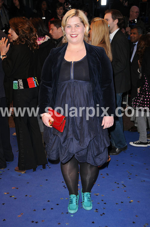 **ALL ROUND PICTURES FROM SOLARPIX.COM**.**WORLDWIDE SYNDICATION RIGHTS**.the UK premiere of Nanny McPhee And The Big Bang, .Odeon West End, Leicester Square, London, UK. 24 March 2010..This pic: Katy Brand..JOB REF: 10974 MSR    DATE: 24_03_2010.**MUST CREDIT SOLARPIX.COM OR DOUBLE FEE WILL BE CHARGED**.**MUST NOTIFY SOLARPIX OF ONLINE USAGE**.**CALL US ON: +34 952 811 768 or LOW RATE FROM UK 0844 617 7637**