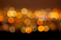 Downtown Bokeh