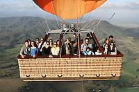 20131025 October 25 Gold Coast Hot Air Balloon