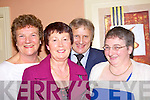 Enjoying Mick Flavin in concert at Kirby's Lanterns Hotel on Saturday night were Sheila Collins,  Bridie O'Donnell, Abbeyfeale, with Frank and Nora Parkinson, Kilflynn...   Copyright Kerry's Eye 2008