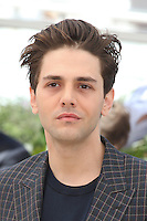 DIRECTOR XAVIER DOLAN - PHOTOCALL OF THE FILM 'JUSTE LA FIN DU MONDE' AT THE 69TH FESTIVAL OF CANNES 2016