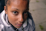 Each year more than 100,000 children run away from home or care in the UK. <br /> <br /> In Britain there is an ever growing tide of children who run away and a ruthlessly efficient group of predators are willing to prey on them. With 66% of parents or carers not reporting their children missing to the police, the most vulnerable are the most unprotected.<br /> <br /> Runaway children go the heart of how society deals with its most vulnerable and troubled teenagers. Some are running away from problems, while others are running headlong towards them. When on the run they are exposed to drugs, organised crime, sexual exploitation and trafficking networks.<br /> <br /> In a recent report by The Childrens Society, one in six runaways say they were forced to sleep rough or with strangers. With adult refuges turning away anyone under the age of 18, there are only ten refuge beds in the entire country for children on the streets.<br /> <br /> In this photo essay and FIVE news report, I have documented some of the most prolific young runaways in the UK, running over 80 times a year. <br /> <br /> &copy; Hazel Thompson.