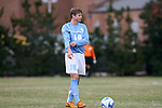 06 December 2008: North Carolina's Kirk Urso. The University of North Carolina Tar Heels defeated the Northwestern University Wildcats 1-0 at Fetzer Field in Chapel Hill, North Carolina in a NCAA Division I Men's Soccer tournament quarterfinal game.