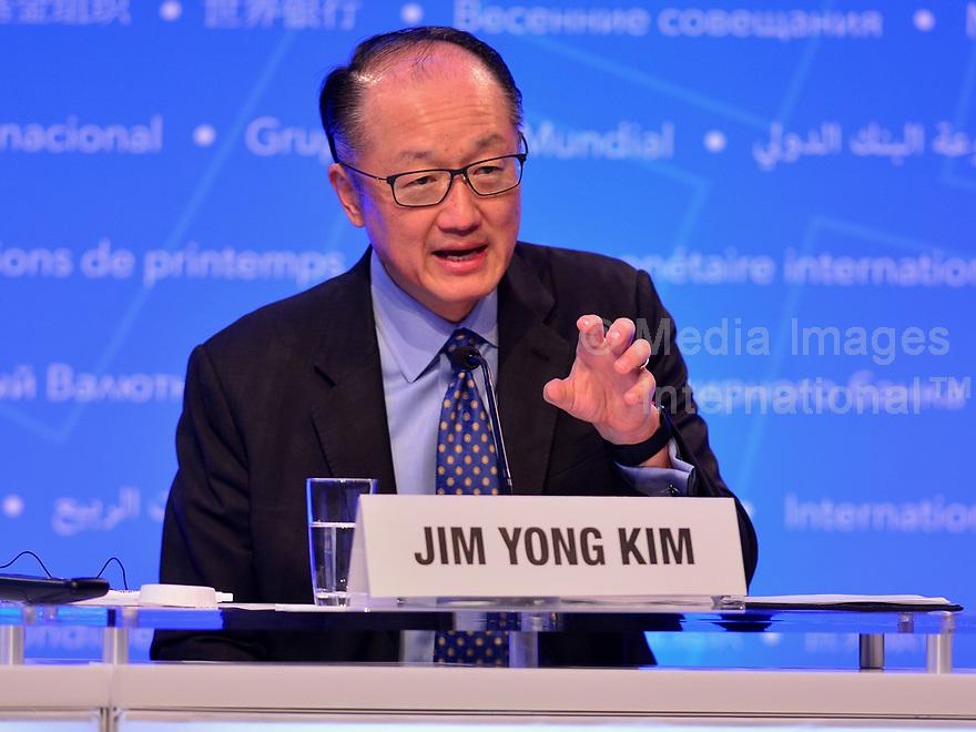 IMF/World Bank Spring Meetings   Media Images International