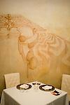 PAN interior, Il Convivio Restaurant, Rome, Italy, Europe