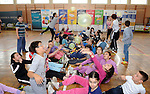 OLIMPIZAM, SVILAJNAC, 23. May. 2012. -  Sesnaeste EkOlimpijske igre odrzane su u Osnovnoj skoli 'Jovan Jovanovic Zmaj' u Svilajncu. Foto: Nenad Negovanovic