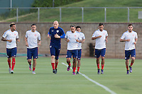 USMNT Training, October 4, 2015