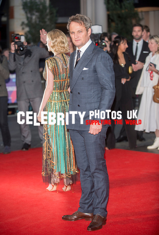 Jason Clarke at the 'Mudbound' film premiere, BFI London Film Festival