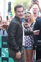 AUG 03 James Van Der Beek At AOL BUILD