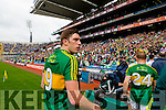 David Moran,  Kerry players after the All Ireland Quarter Final at Croke Park on Sunday.