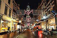 Nederland Utrecht 2015 11 07.   Winkelstraat in de binnenstad van Utrecht. Foto Berlinda van Dam / Hollandse Hoogte
