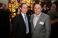 Gateley's Adam Youatt (left) and Tony Jenkin-Jones of E-ON UK