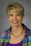 Lucia Dettori, Associate Professor, College of Computing and Digital Media, DePaul University, is pictured in a studio portrait Sept. 21, 2017. (DePaul University/Jeff Carrion)